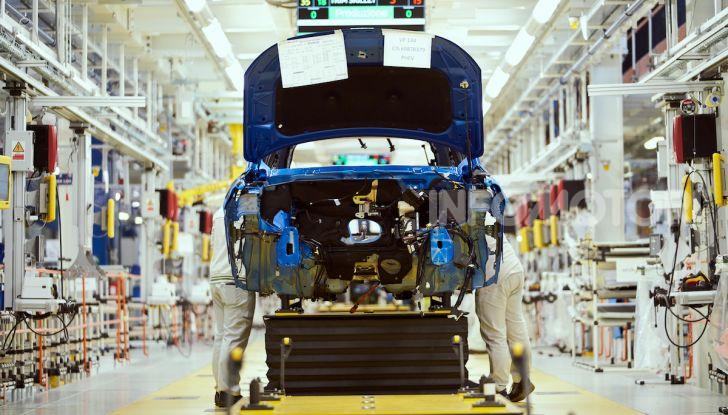 """FCA, prodotti a Melfi i modelli """"green"""" di Jeep Renegade e Compass - Foto 17 di 20"""