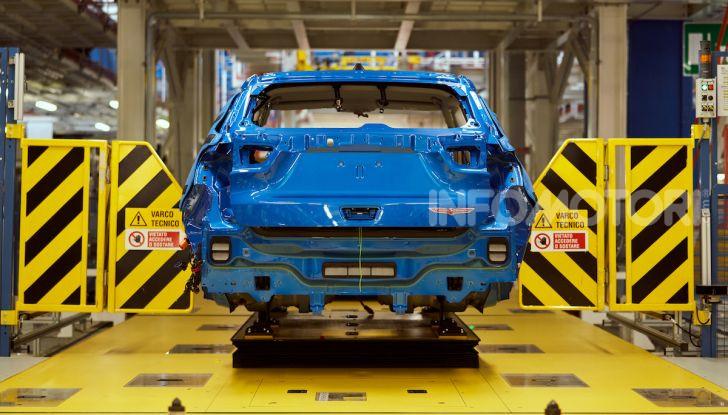 """FCA, prodotti a Melfi i modelli """"green"""" di Jeep Renegade e Compass - Foto 18 di 20"""