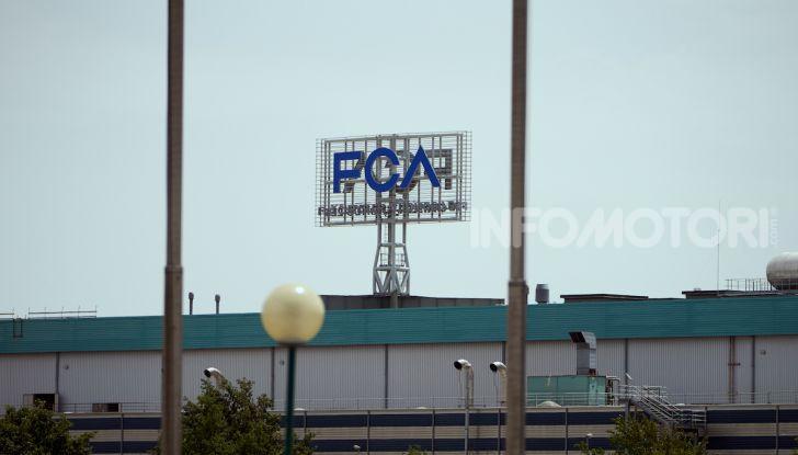 """FCA, prodotti a Melfi i modelli """"green"""" di Jeep Renegade e Compass - Foto 3 di 20"""