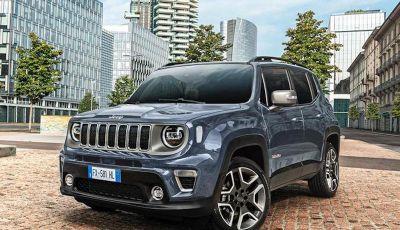 Jeep Renegade MY 2020: sempre connessa col pacchetto Uconnect Box
