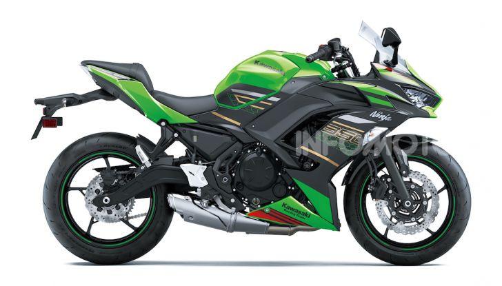 Nuova Kawasaki Ninja 650 MY 2020: tanta tecnologia a servizio del pilota - Foto 22 di 37
