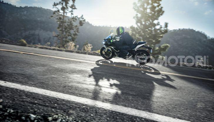 Nuova Kawasaki Ninja 650 MY 2020: tanta tecnologia a servizio del pilota - Foto 28 di 37