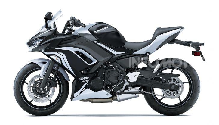 Nuova Kawasaki Ninja 650 MY 2020: tanta tecnologia a servizio del pilota - Foto 36 di 37