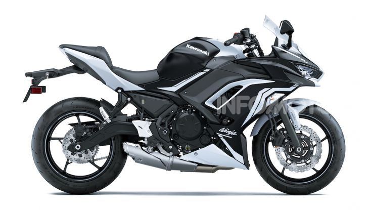 Nuova Kawasaki Ninja 650 MY 2020: tanta tecnologia a servizio del pilota - Foto 37 di 37
