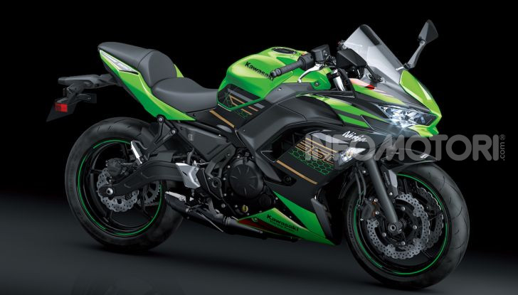 Nuova Kawasaki Ninja 650 MY 2020: tanta tecnologia a servizio del pilota - Foto 4 di 37