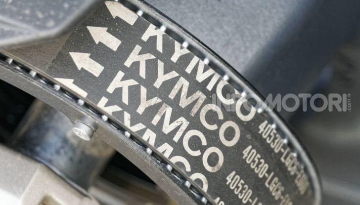 """Prova Kymco AK550, l'unico vero """"anti TMAX"""" - Foto 5 di 54"""
