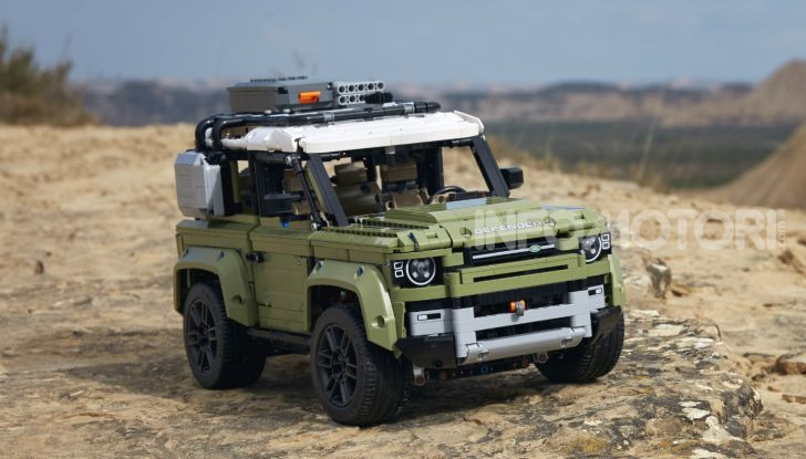 I 10 migliori set Lego di auto e veicoli - Foto 10 di 10
