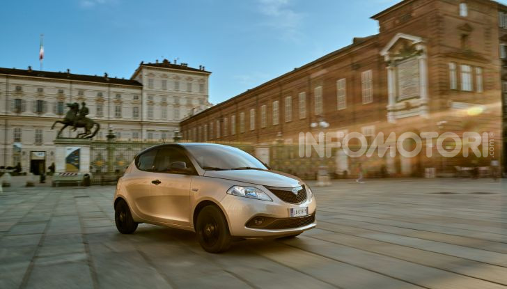 Lancia Ypsilon Monogram, prezzi in promozione da 11.300 euro per restare regina delle citycar - Foto 7 di 7
