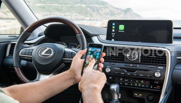 Lexus RX Hybrid MY 2020: muscoli, tecnologia ed eleganza - Foto 1 di 25