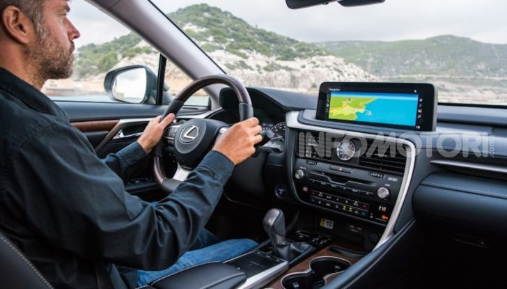 Lexus RX Hybrid MY 2020: muscoli, tecnologia ed eleganza - Foto 2 di 25