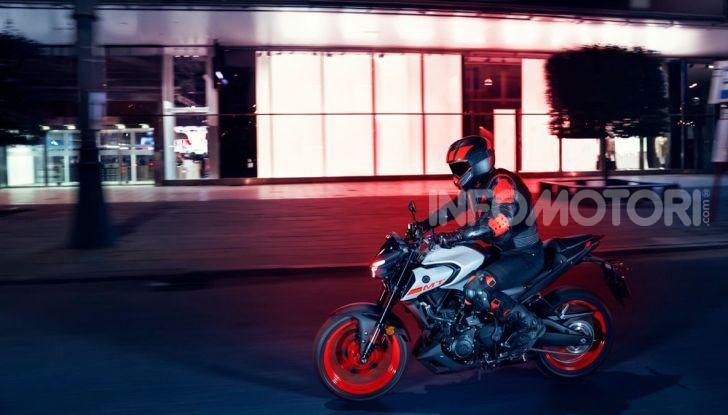 Nuova Yamaha MT-03 2020: stile e prestazioni su due ruote - Foto 2 di 8