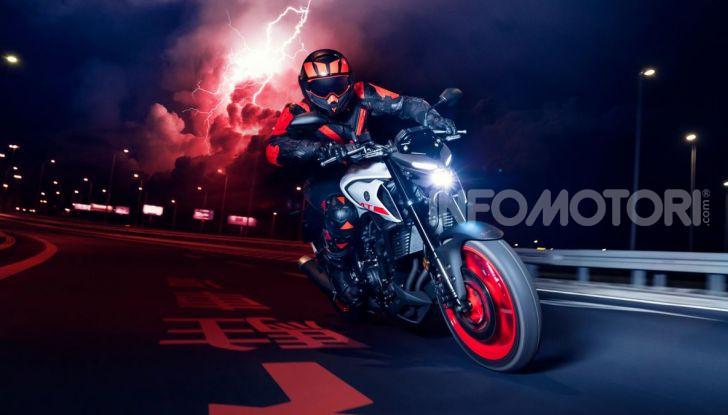 Nuova Yamaha MT-03 2020: stile e prestazioni su due ruote - Foto 5 di 8