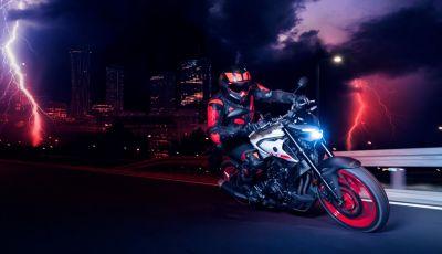 Nuova Yamaha MT-03 2020: stile e prestazioni su due ruote