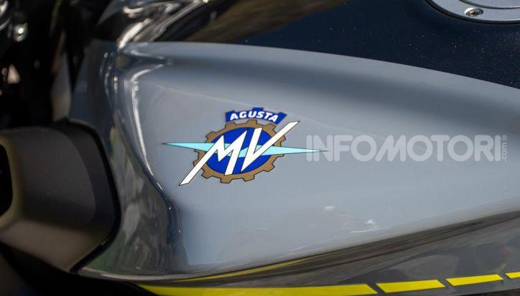 Prova MV Agusta Dragster 800 RR 2019: arte in movimento - Foto 31 di 47