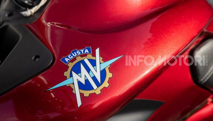 MV Agusta Turismo Veloce Lusso SCS, affilata come una Brutale, comoda come uno scooter - Foto 28 di 58