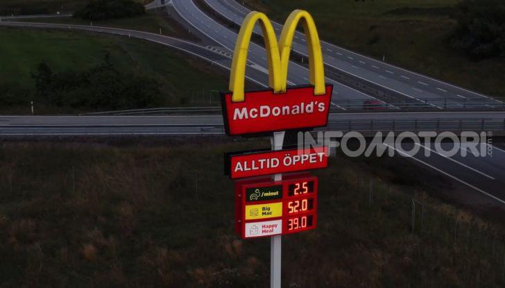 McCharge: da McDonald's arrivano le colonnine per auto elettriche - Foto 1 di 10