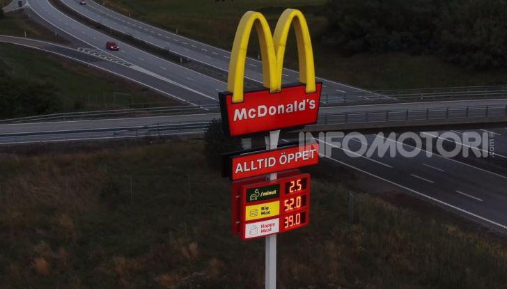 McCharge: da McDonald's arrivano le colonnine per auto elettriche - Foto 5 di 10