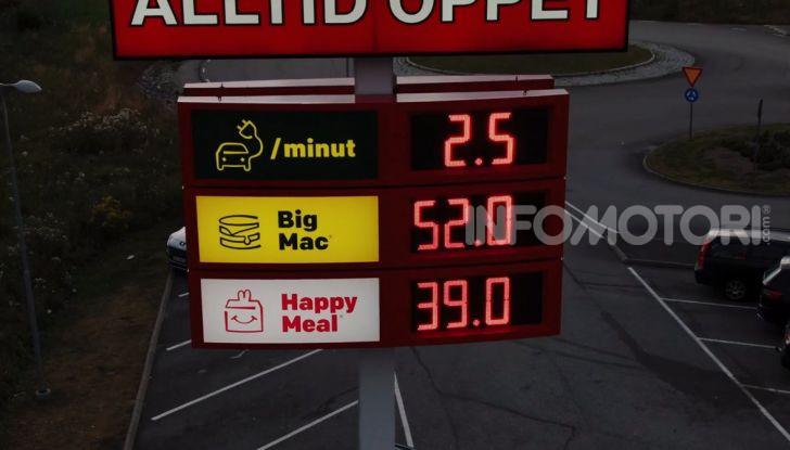 McCharge: da McDonald's arrivano le colonnine per auto elettriche - Foto 2 di 10