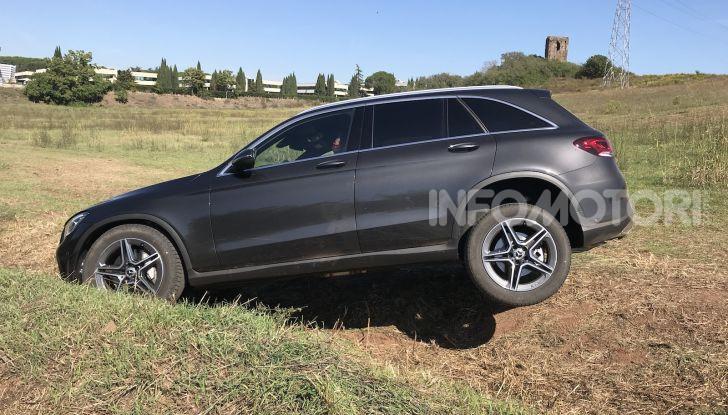 Nuova Mercedes GLC 2020, motori e prezzi di listino - Foto 4 di 14