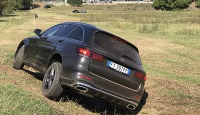 Nuova Mercedes GLC 2020, motori e prezzi di listino