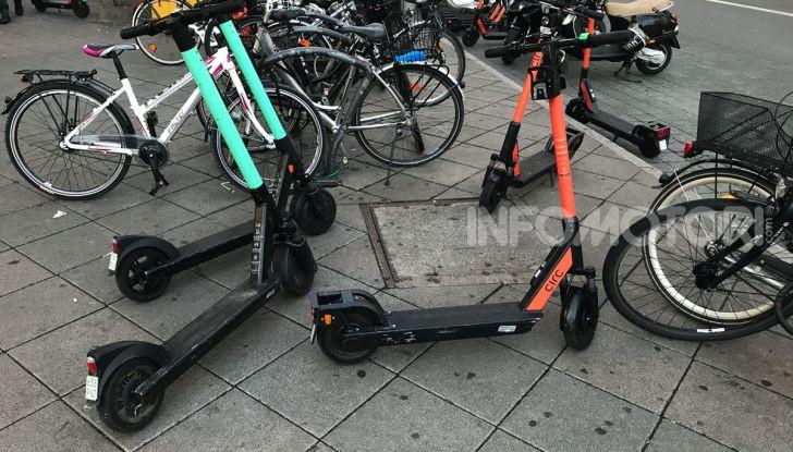 Milano, al via utilizzo dei monopattini elettrici - Foto 4 di 6