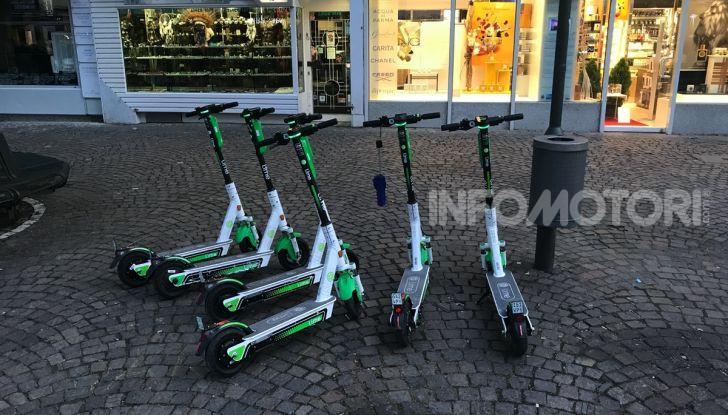 Milano, al via utilizzo dei monopattini elettrici - Foto 5 di 6