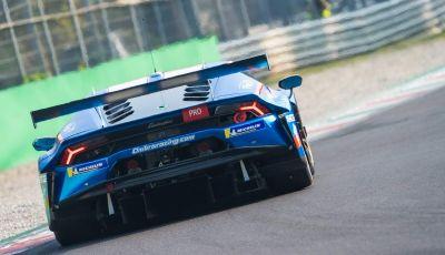 Atto finale dell'International GT Open e del TCR Europe sull'Autodromo Nazionale di Monza