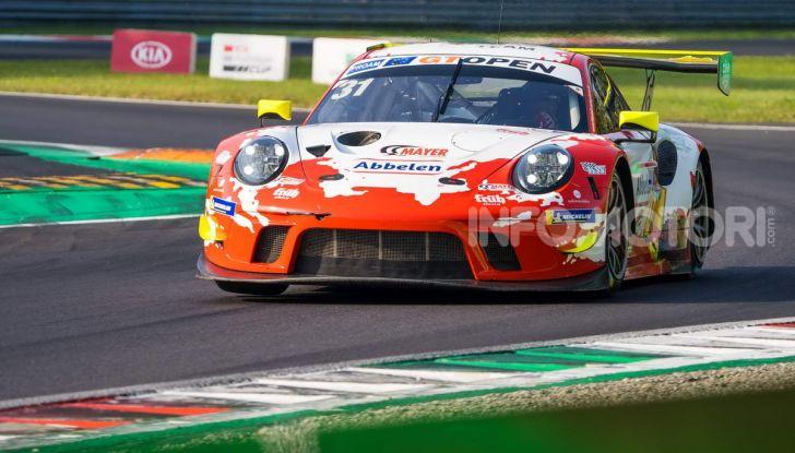Atto finale dell'International GT Open e del TCR Europe sull'Autodromo Nazionale di Monza - Foto 3 di 81