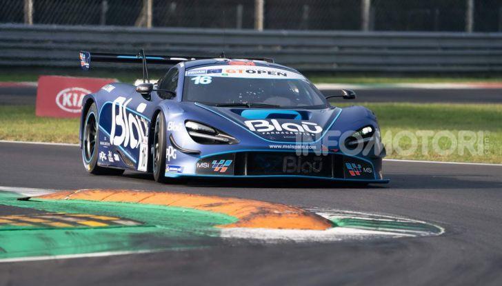 Atto finale dell'International GT Open e del TCR Europe sull'Autodromo Nazionale di Monza - Foto 4 di 81