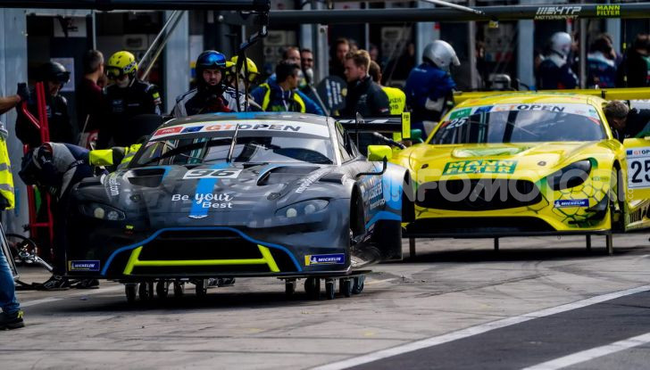 Atto finale dell'International GT Open e del TCR Europe sull'Autodromo Nazionale di Monza - Foto 6 di 81