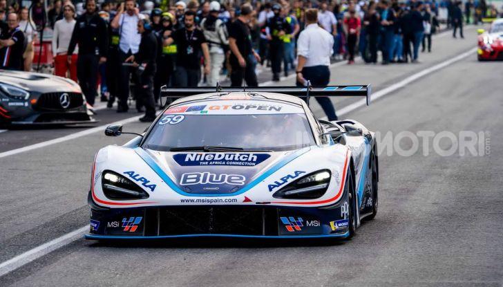 Atto finale dell'International GT Open e del TCR Europe sull'Autodromo Nazionale di Monza - Foto 9 di 81