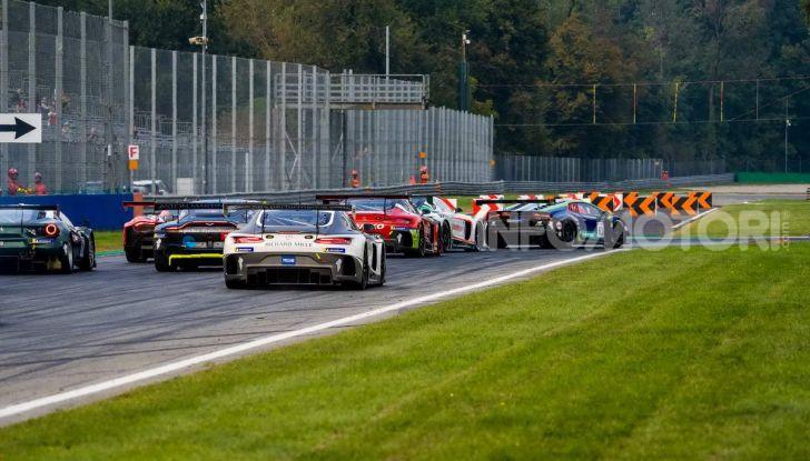 Atto finale dell'International GT Open e del TCR Europe sull'Autodromo Nazionale di Monza - Foto 10 di 81