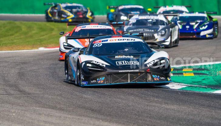 Atto finale dell'International GT Open e del TCR Europe sull'Autodromo Nazionale di Monza - Foto 15 di 81