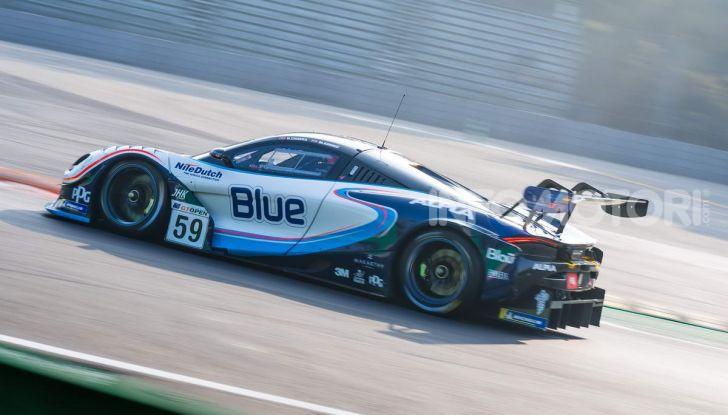 Atto finale dell'International GT Open e del TCR Europe sull'Autodromo Nazionale di Monza - Foto 30 di 81