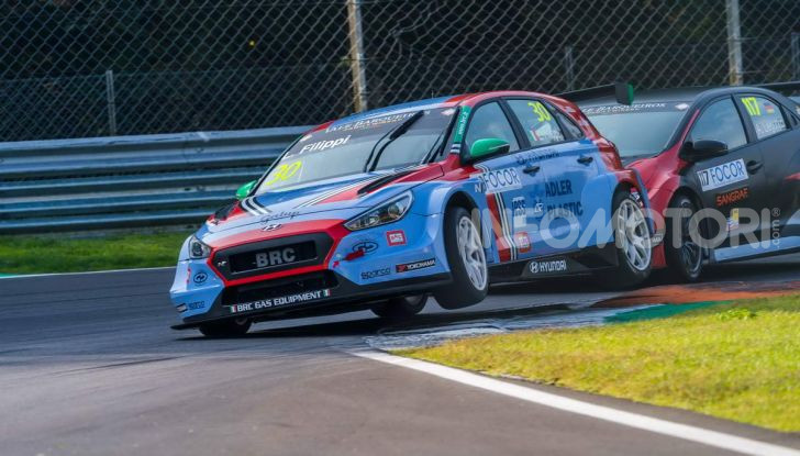 Atto finale dell'International GT Open e del TCR Europe sull'Autodromo Nazionale di Monza - Foto 45 di 81