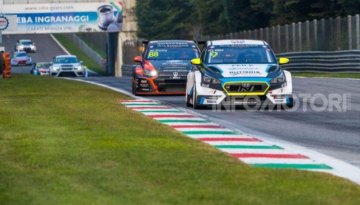 Atto finale dell'International GT Open e del TCR Europe sull'Autodromo Nazionale di Monza - Foto 50 di 81