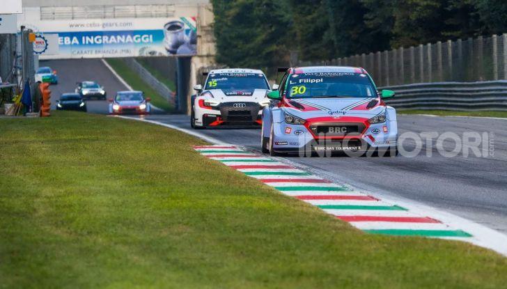 Atto finale dell'International GT Open e del TCR Europe sull'Autodromo Nazionale di Monza - Foto 51 di 81