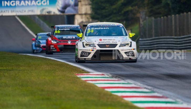 Atto finale dell'International GT Open e del TCR Europe sull'Autodromo Nazionale di Monza - Foto 52 di 81