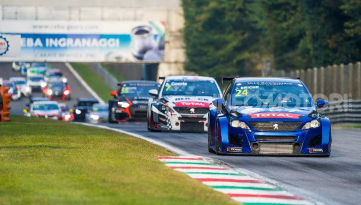 Atto finale dell'International GT Open e del TCR Europe sull'Autodromo Nazionale di Monza - Foto 53 di 81