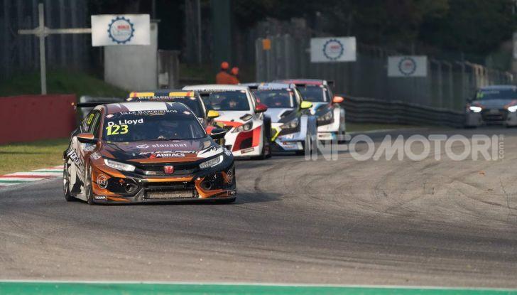 Atto finale dell'International GT Open e del TCR Europe sull'Autodromo Nazionale di Monza - Foto 54 di 81