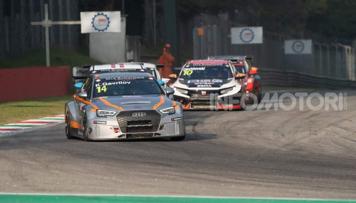 Atto finale dell'International GT Open e del TCR Europe sull'Autodromo Nazionale di Monza - Foto 55 di 81