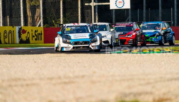 Atto finale dell'International GT Open e del TCR Europe sull'Autodromo Nazionale di Monza - Foto 58 di 81