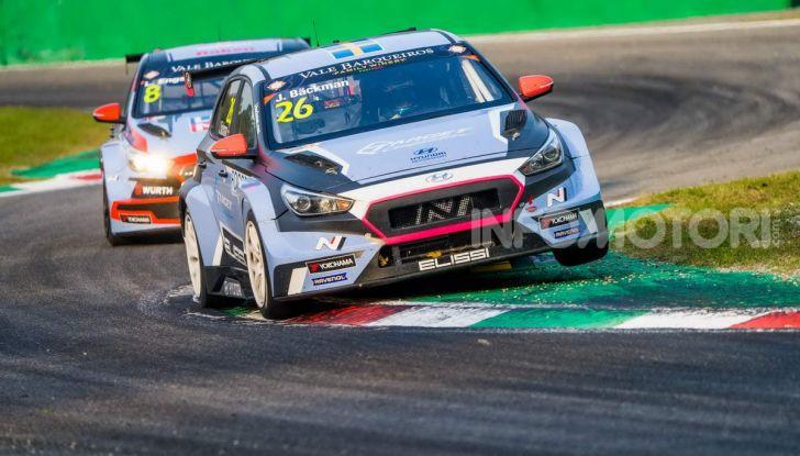 Atto finale dell'International GT Open e del TCR Europe sull'Autodromo Nazionale di Monza - Foto 62 di 81