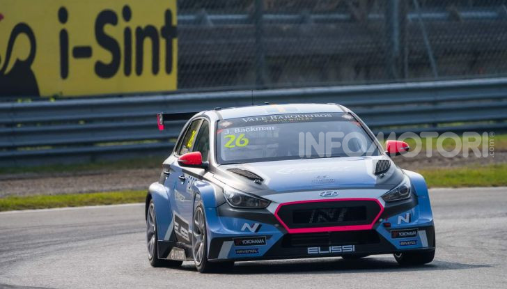 Atto finale dell'International GT Open e del TCR Europe sull'Autodromo Nazionale di Monza - Foto 65 di 81