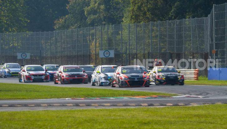 Atto finale dell'International GT Open e del TCR Europe sull'Autodromo Nazionale di Monza - Foto 66 di 81