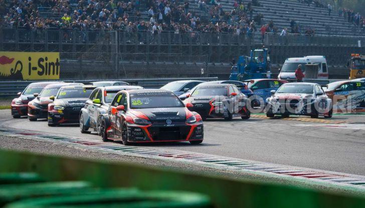 Atto finale dell'International GT Open e del TCR Europe sull'Autodromo Nazionale di Monza - Foto 68 di 81