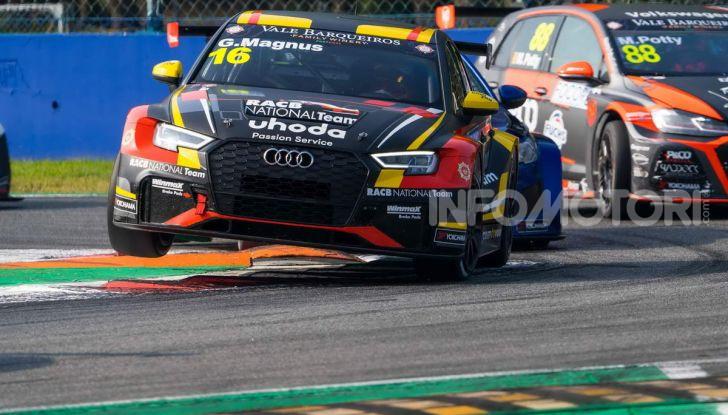 Atto finale dell'International GT Open e del TCR Europe sull'Autodromo Nazionale di Monza - Foto 69 di 81