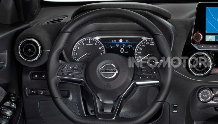 Prova su strada Nissan Juke 2020: tecnologia e sicurezza per il nuovo B-Crossover - Foto 14 di 26