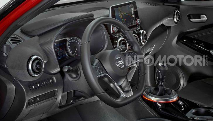 Prova su strada Nissan Juke 2020: tecnologia e sicurezza - Foto 15 di 26