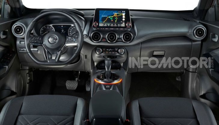 Prova su strada Nissan Juke 2020: tecnologia e sicurezza per il nuovo B-Crossover - Foto 16 di 26